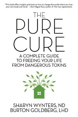 The Pure Cure By Wynters, Sharyn
